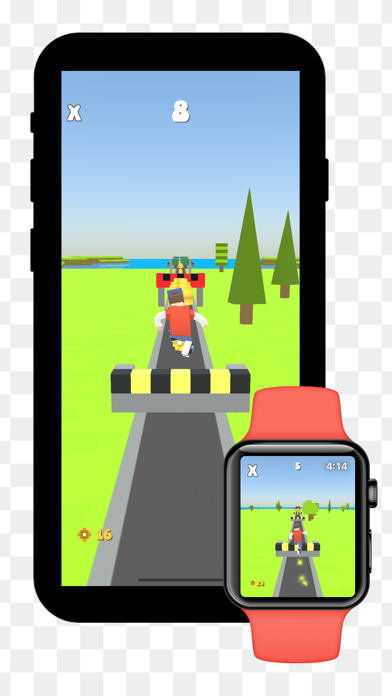 Block Run World screenshot 3