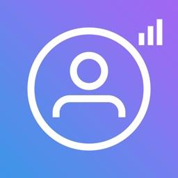 Followers Up Report - Tracker+