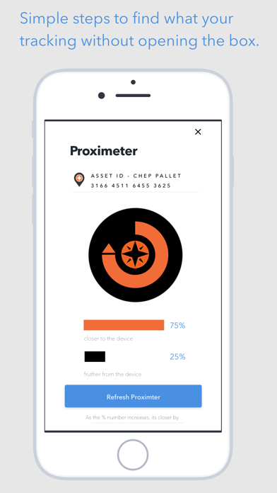 Track Proximeter screenshot 4