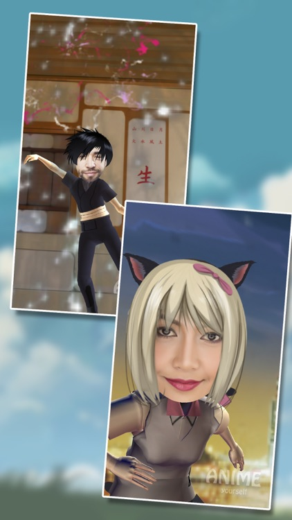 Anime Yourself – Face in Manga screenshot-4