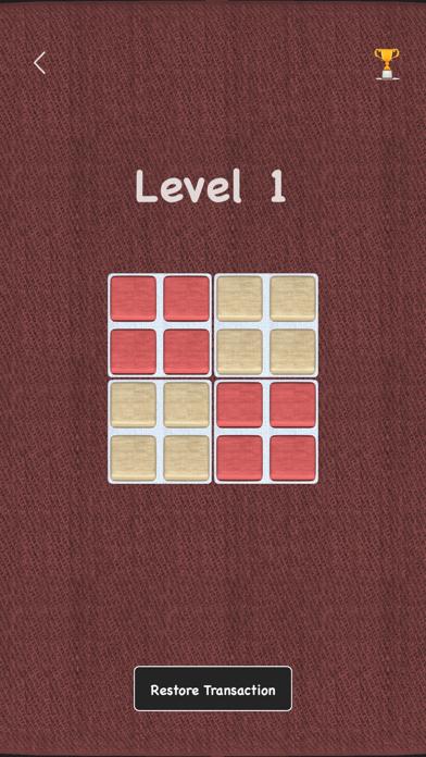 Screenshot #3 pour 2DCube&CubeWarGame