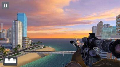 Screenshot for 3D狙擊刺客:射擊遊戲 《Sniper 3D》 in Taiwan App Store
