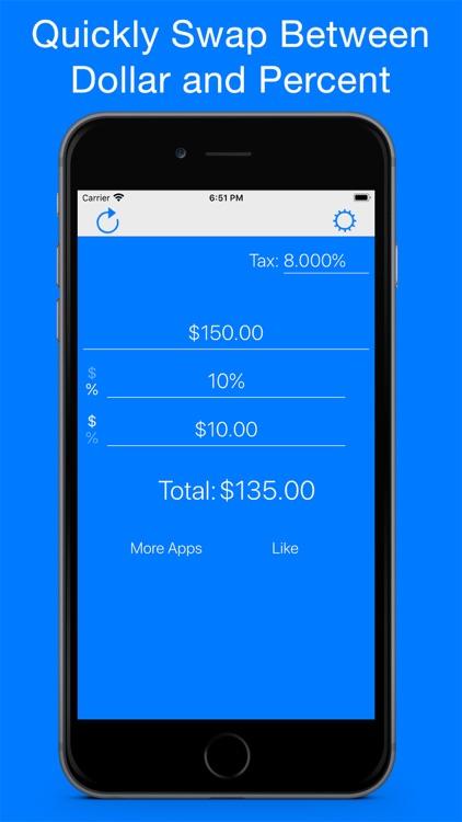 Discount Calculator ∙ Sale Amt screenshot-3