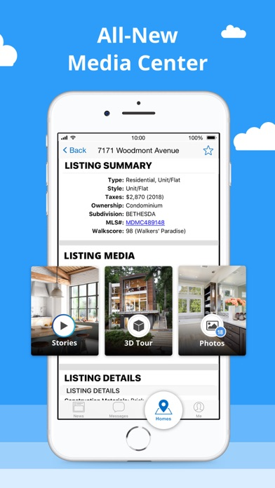 messages.download House Finder by Homesnap software