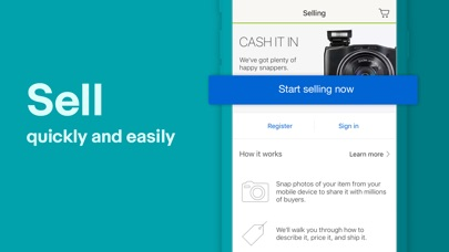 Buy & Sell this Spring - eBay for Windows