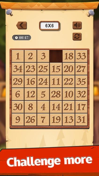 Numpuz: NumberPuzzle Games screenshot-8