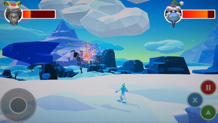 Supernatural Super Squad Fight screenshot-7