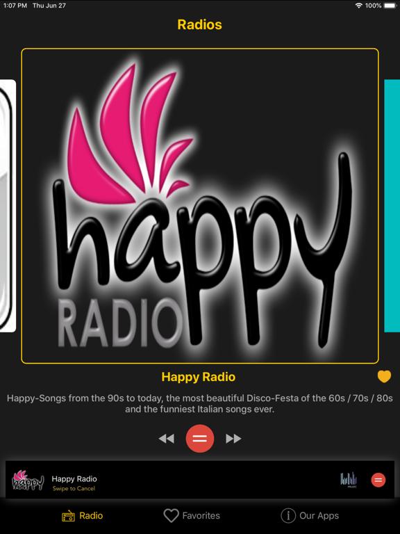 Jolly Radio screenshot 6