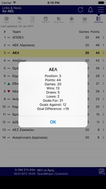 Links & News for AEL screenshot-3