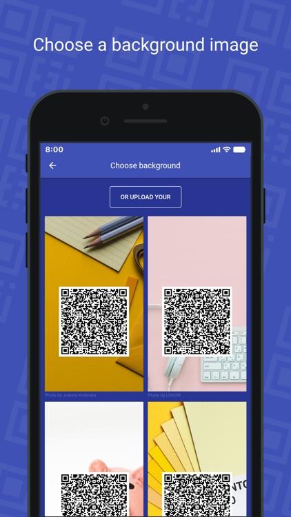 QR Card - business card screenshot-5