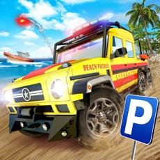 Activities of Coast Guard: Beach Rescue Team