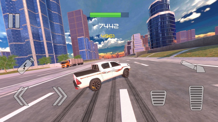 Highway Drifter screenshot-4