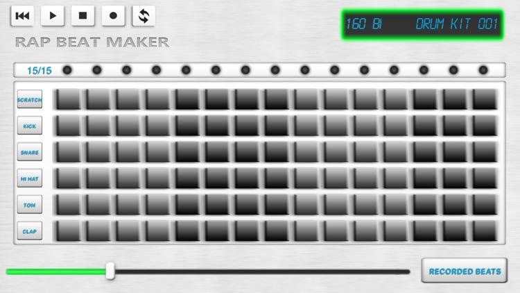 Rap Beat Maker for iPhone