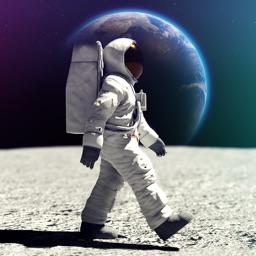 Moon Walk - Apollo 11 Mission