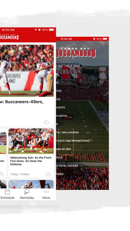 Tampa Bay Buccaneers Official