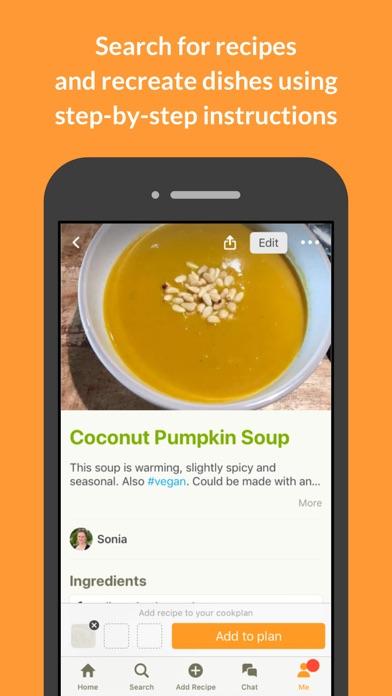 Cookpad - Recipe Sharing Screenshot