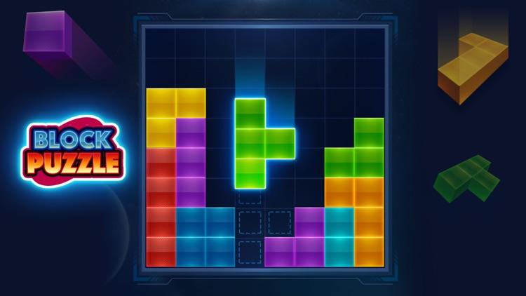 Puzzle Game Blast screenshot-6
