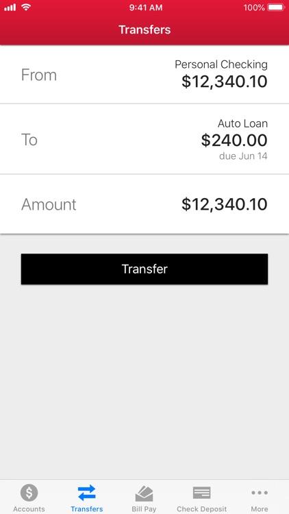 German American Mobile Banking screenshot-3