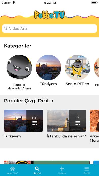 Pette TVi screenshot two