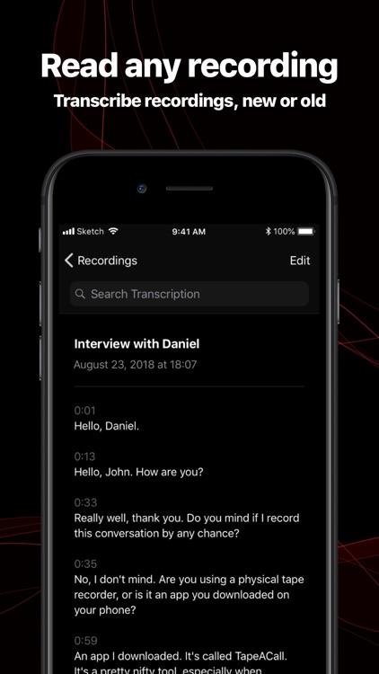 TapeACall Pro: Call Recorder screenshot-5