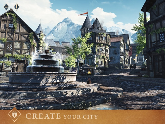 ‎The Elder Scrolls: Blades Screenshot