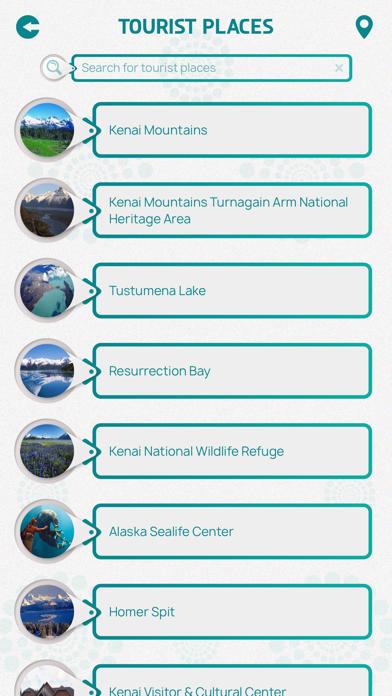 Kenai Fjords National Park screenshot 3