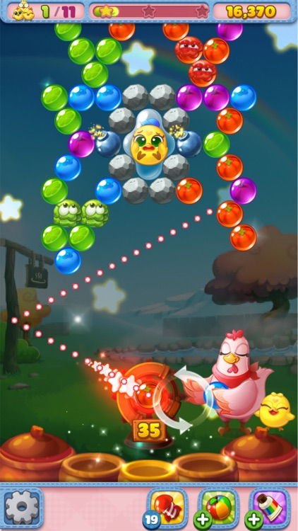 Bubble CoCo: Color Match Pop screenshot-2