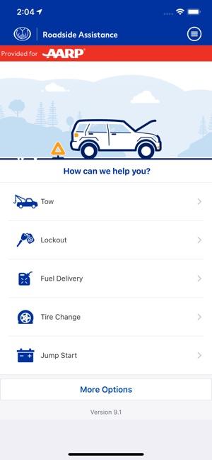 AARP Roadside Assistance on the App Store