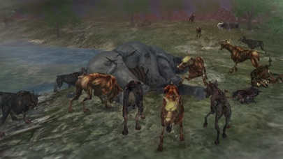 Wild Zombie Online screenshot one