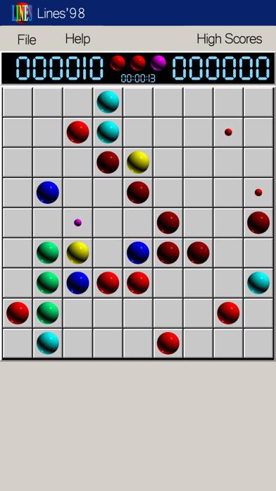 Line 98 Classic 1998 screenshot 2
