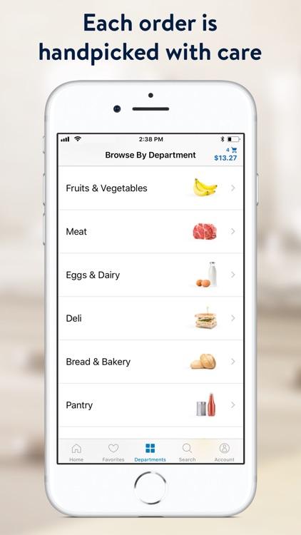 Walmart Grocery Shopping screenshot-6