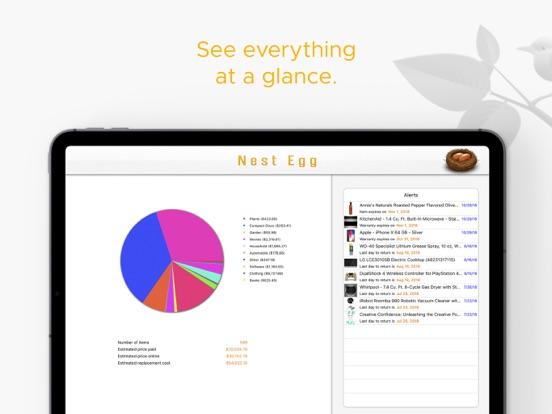 Nest Egg - Inventory by Winprogger LLC (iOS, United States