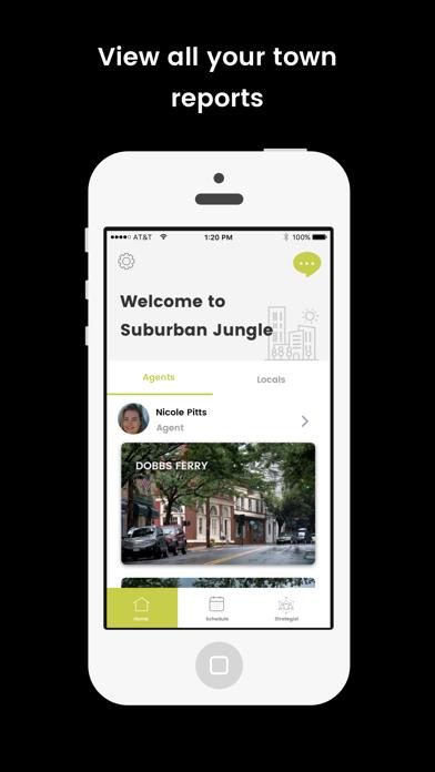 Suburban Jungle screenshot one