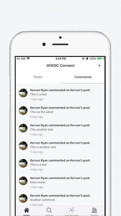 Connect App for WWDC screenshot-3