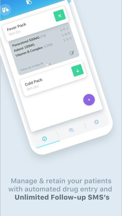 Medinin - For Doctors, Clinics screenshot-3