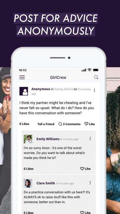 GirlCrew - Meet New People screenshot-3