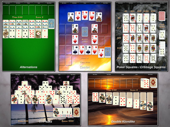 Solitaire City (Ad-Free) screenshot