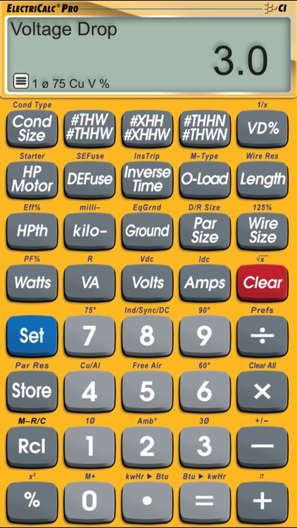 ElectriCalc Pro screenshot-7