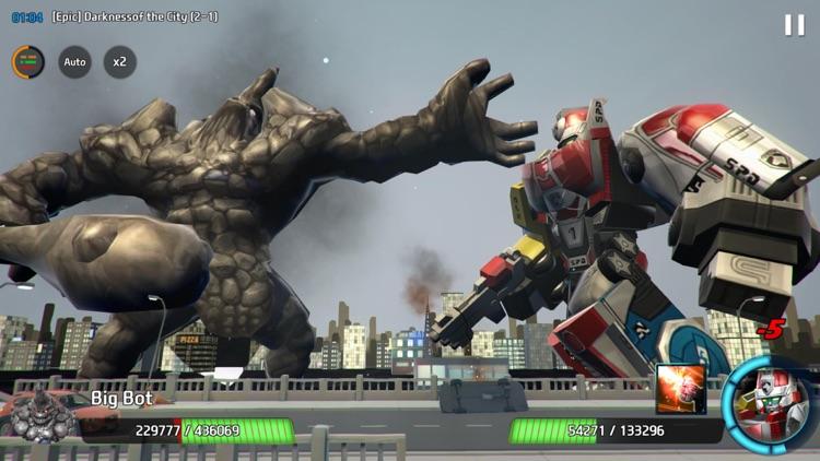 Power Rangers: All Stars screenshot-5
