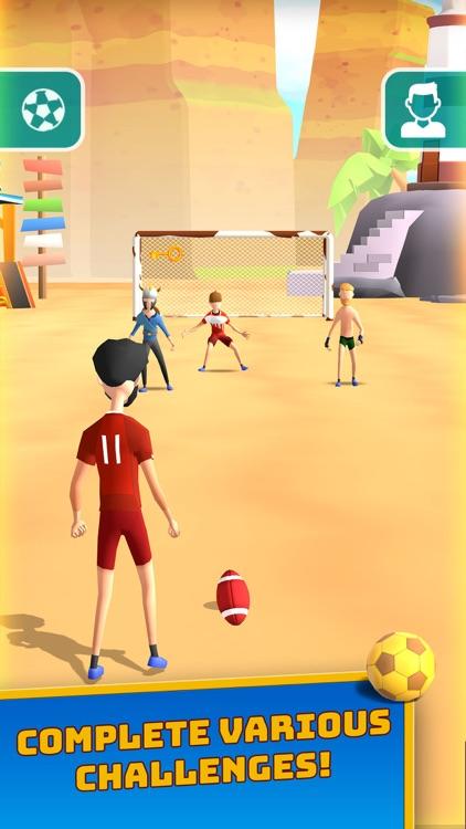 Flick Goal! screenshot-0