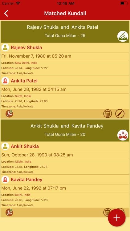 Hindu Calendar - Drik Panchang screenshot-6