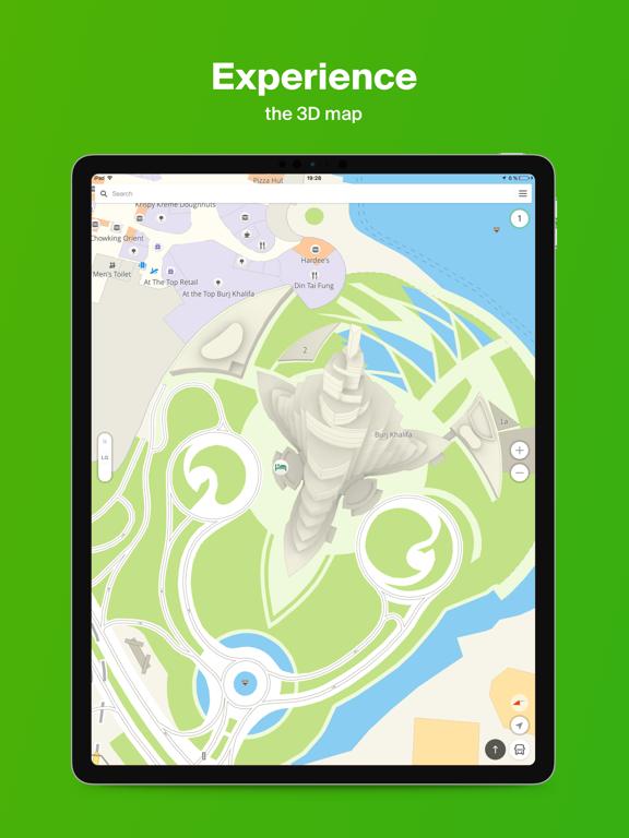 Screenshot #6 pour 2GIS — Maps & Navigation