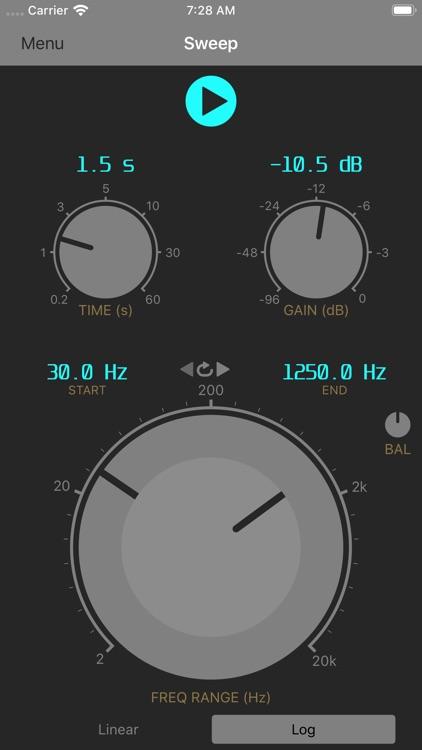 Audio Signal Generator screenshot-3