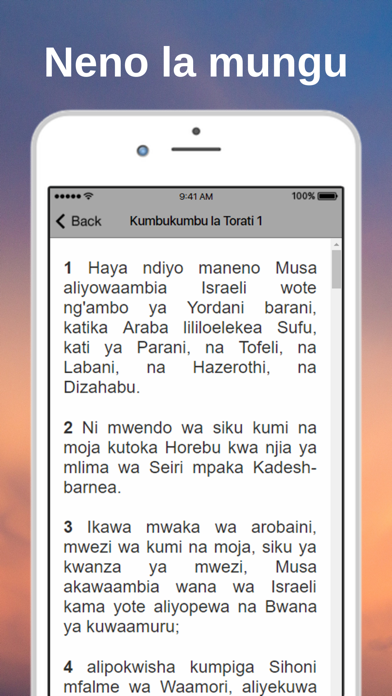 Biblia Takatifu Swahili For Android Download Free Latest Version Mod 2020