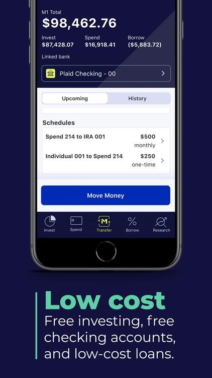 M1 Finance screenshot-7