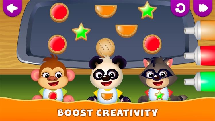 Kids Games! Learning 4 Toddler screenshot-6
