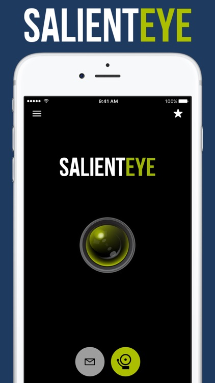 Salient Eye - Security Camera
