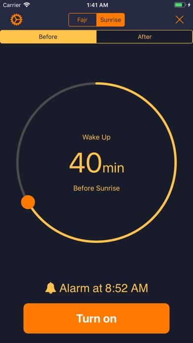 Dawn Clock-Islamic Prayer Tool screenshot #3
