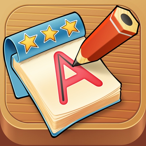 iTrace — handwriting for kids