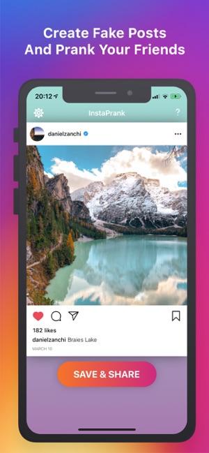 InstaPrank - Social Pranker on the App Store